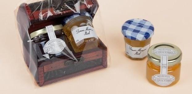 Baul miel y mermelada