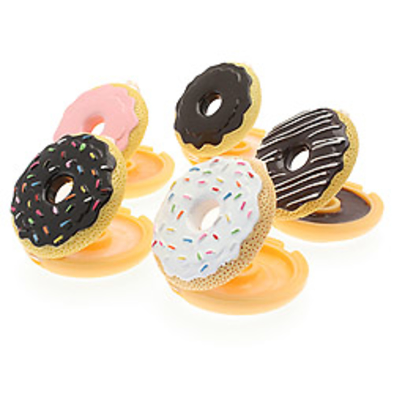 Brillo labial donuts