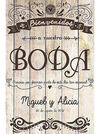 Cartel bodas 01