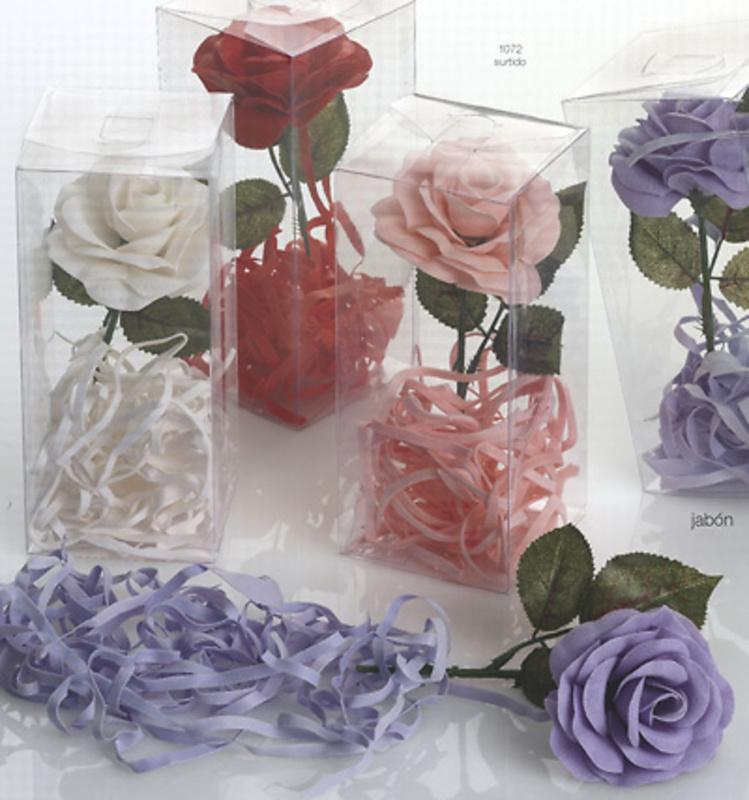 Detalle de boda flor de jabón ref.1072.