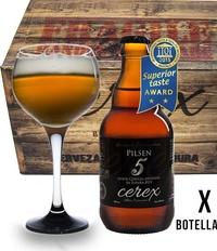 Cerveza artesana Cerex Pilsen