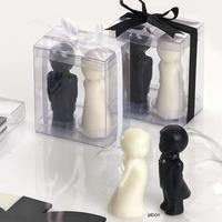 Detalle de boda novios jabón