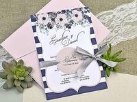 Invitación boda cardnovel 39609