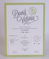 Invitación de boda 100701