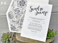 Invitación de boda 39318