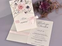 Invitación de boda 39723