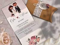 Invitación de boda 39801