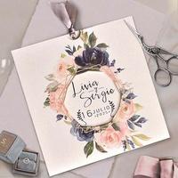 Invitación de boda 39804