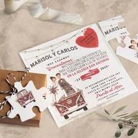 Invitación de boda 39808