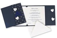 Invitación de boda Ref.100206