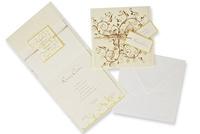 Invitación de boda Ref.100476