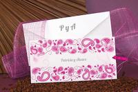 Invitación de boda ref.100671