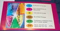Invitación trivial Ref.80007 IMPRESION GRATIS