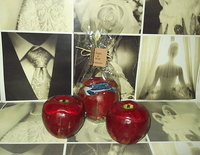 Manzana artesanía asturiana y mermelada