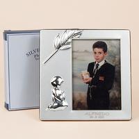 Marco de fotos comunión niño