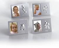Portafotos bebé metal ref.1502