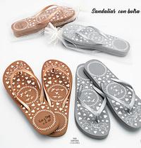 Sandalias en bolsa