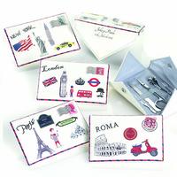 Set manicura carta - Ref.1002